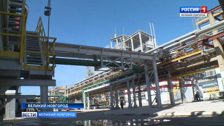Производству карбамида на предприятии «Акрон» в Великом Новгороде исполняется полвека