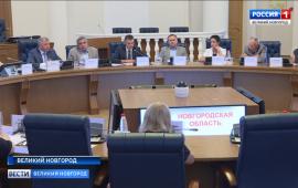 В Великом Новгороде состоялось заседание трехсторонней комиссии по регулированию социально–трудовых отношений
